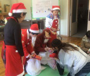 まなっこ★クリスマス会&お誕生会♪